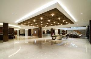 Impressie Hotel Okura Amsterdam