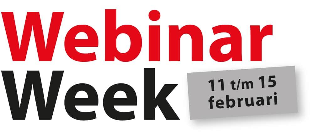 Logo Webinar Week febr 2019