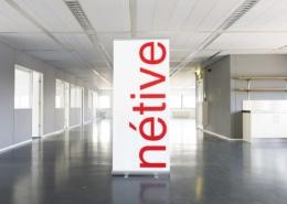 Nieuw kantoor Nétive