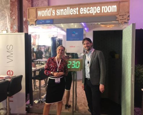 World Smallest Escaperoom