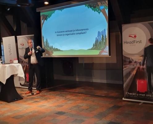 Nétive VMS op Hiring Insights Event