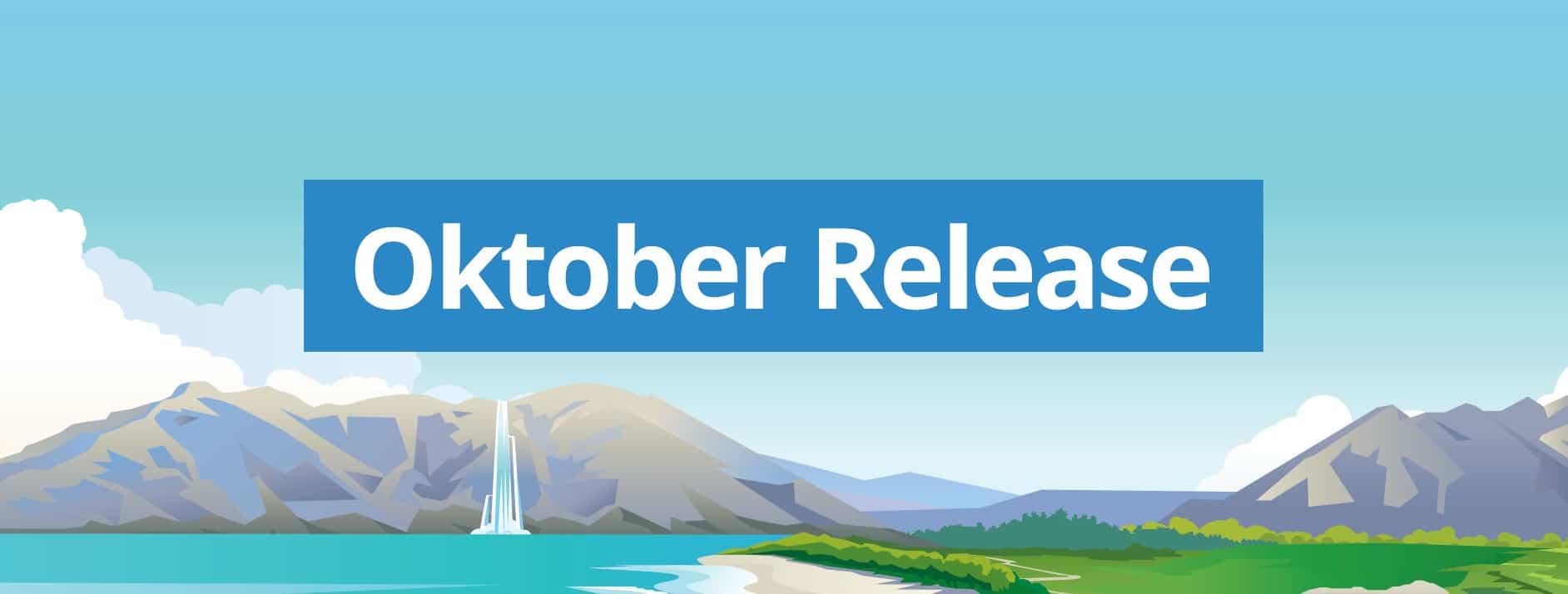 Netive VMS release oktober 2018