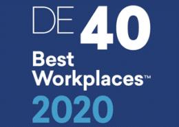 Nétive in de top 40 best workplaces 2020