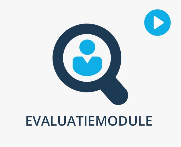 Evaluatiemodule in Netive VMS