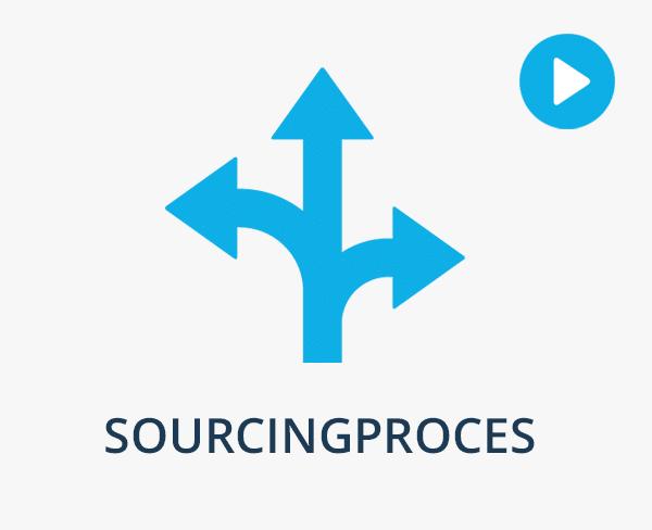 Sourcingproces met Nétive VMS