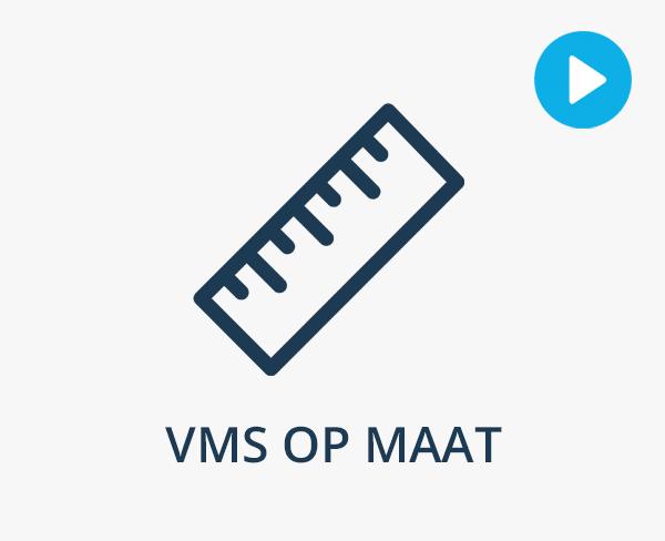 VMS op maat in Netive VMS