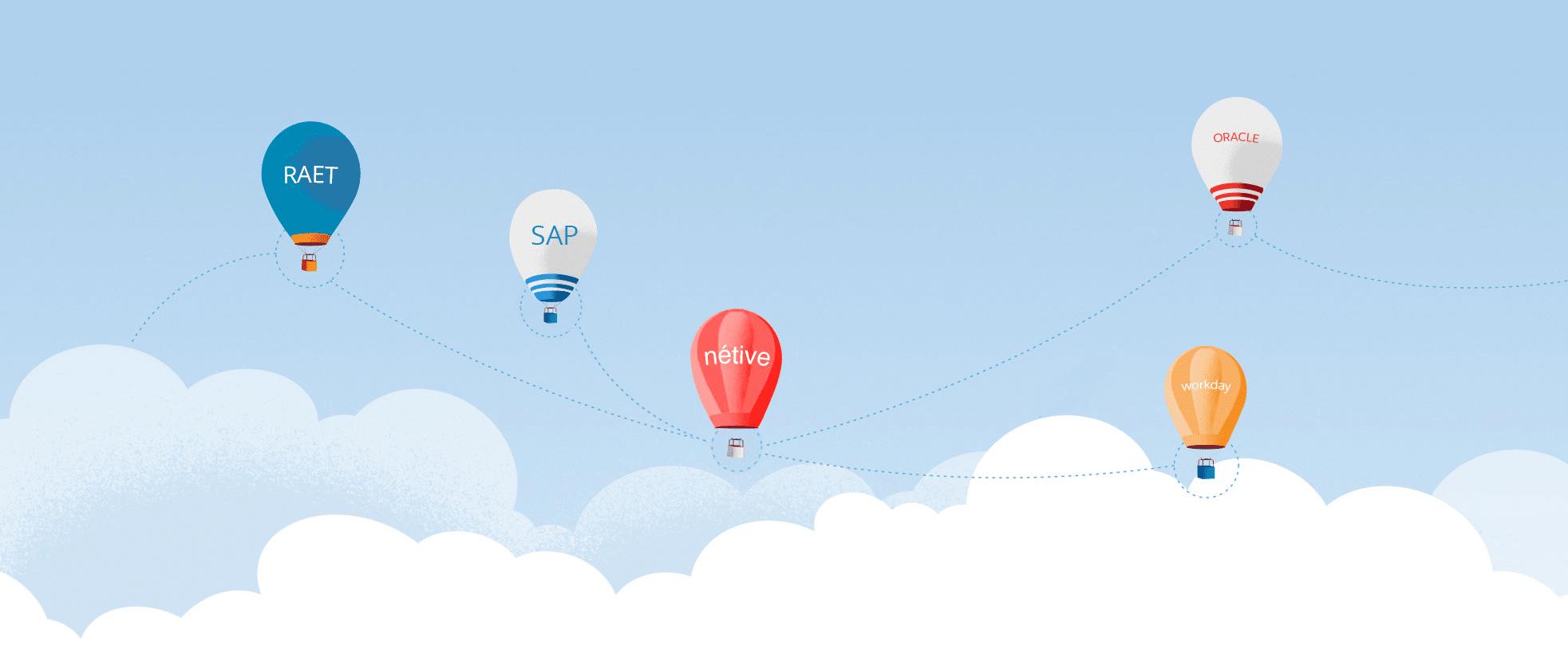 Netive VMS API