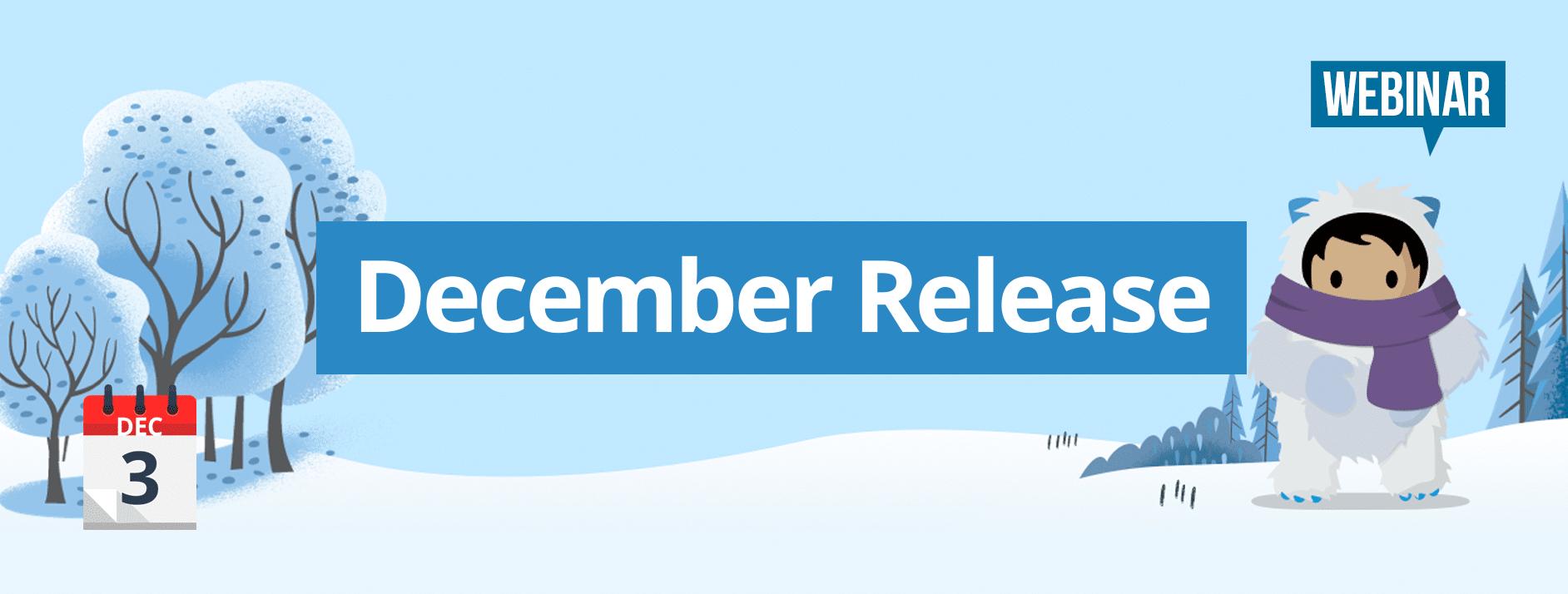 Webinar december release Netive VMS