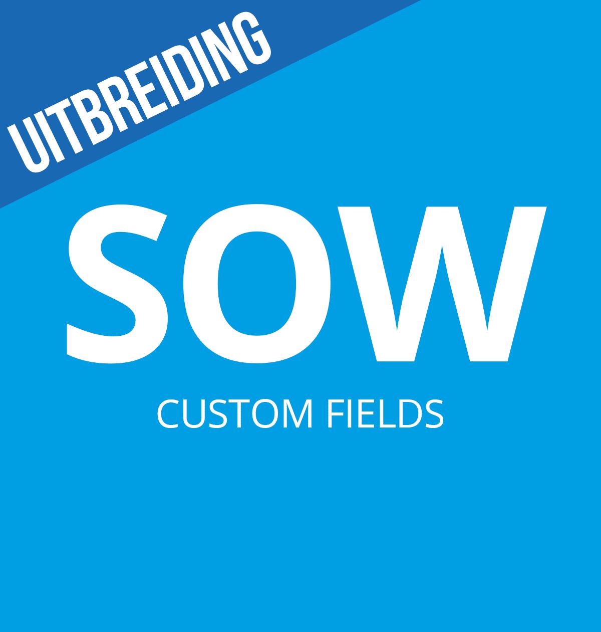 Netive VMS SOW Custom Fields