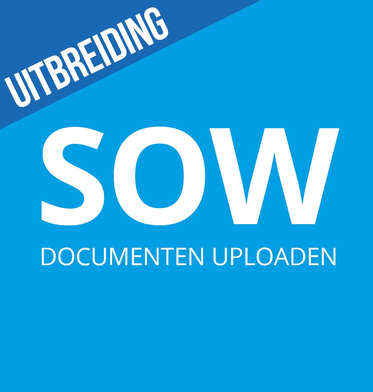 SOW documenten uploaden Netive VMS