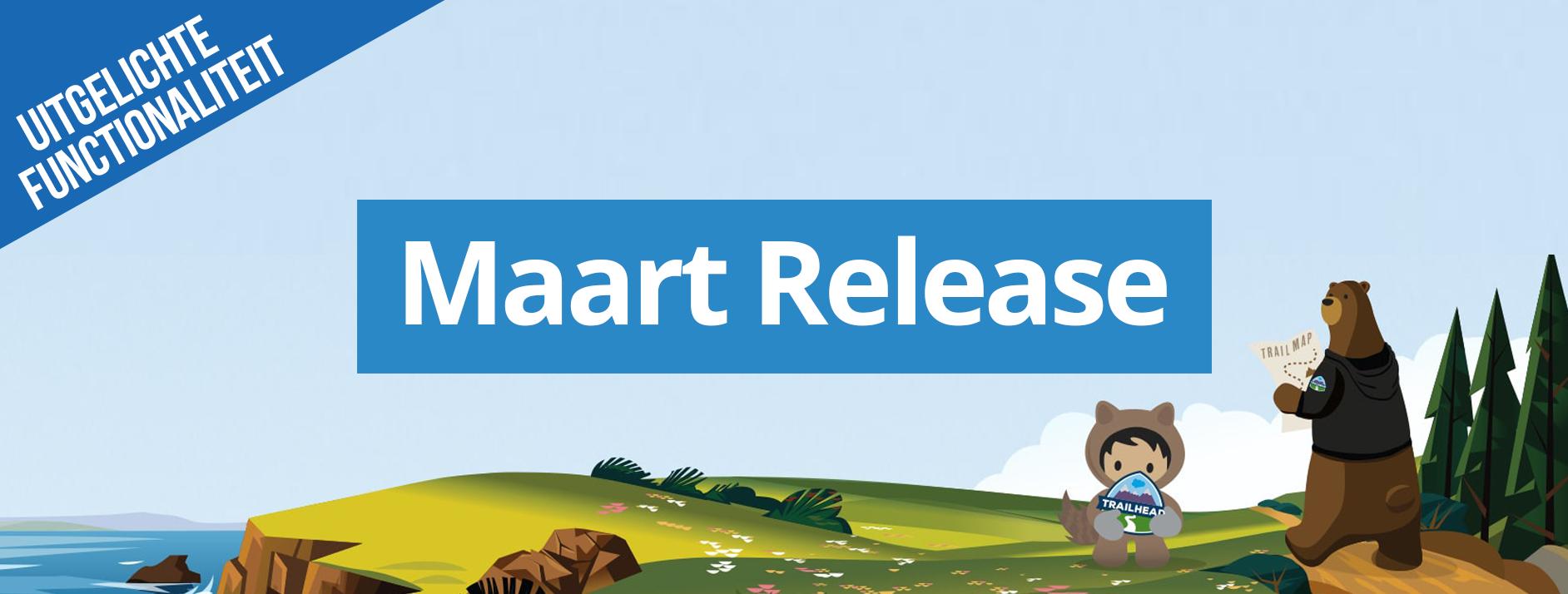 3.0 release   Maart 2021