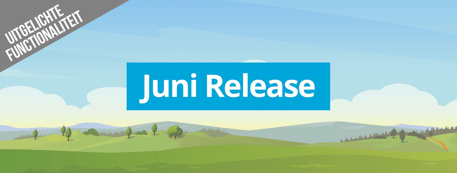Netive VMS juni release