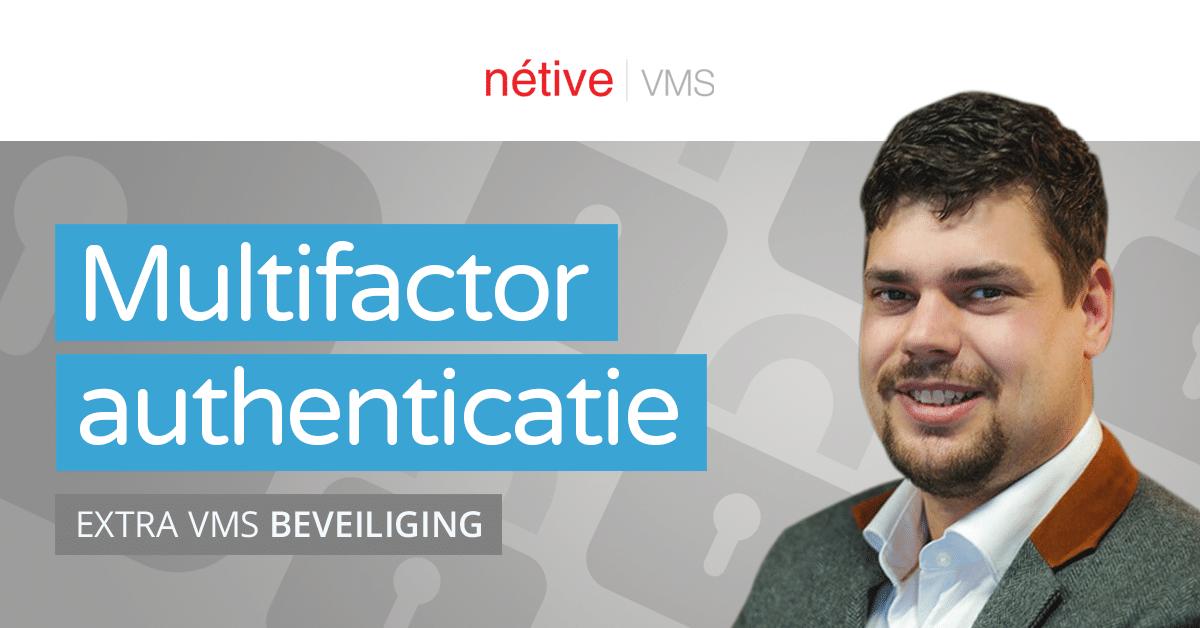 Multifactor authenticatie Netive VMS